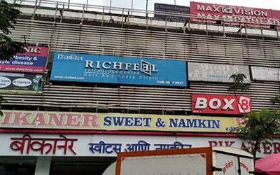 Richfeel-Manpada-Mumbai