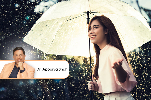 monsoon hair care tips by doctor apoorva shah