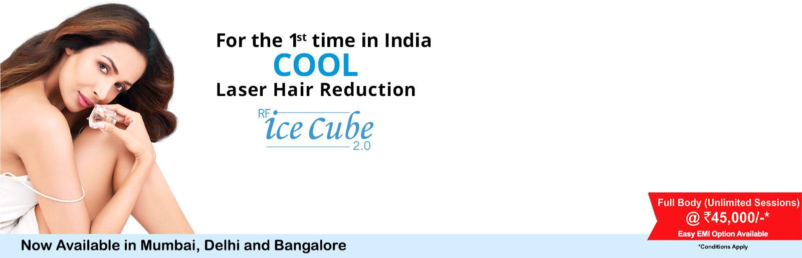 laser hair reduction