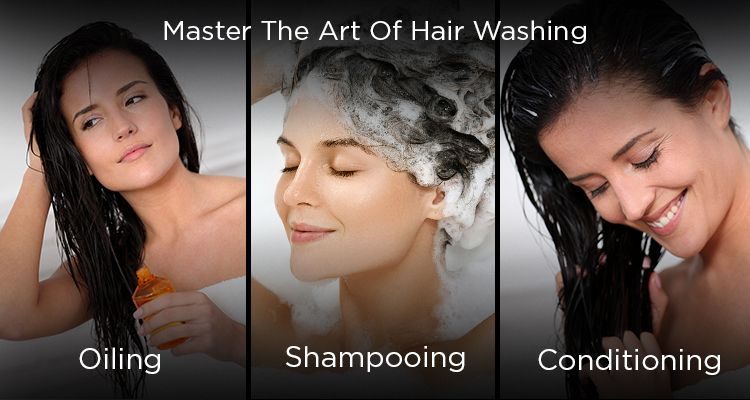 Hair Washing