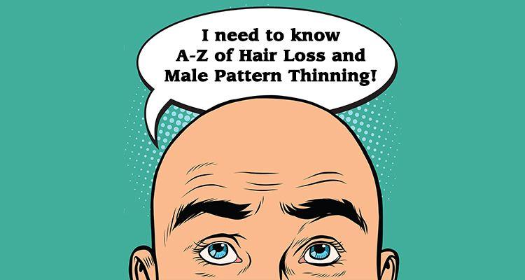 male Pattern thinning