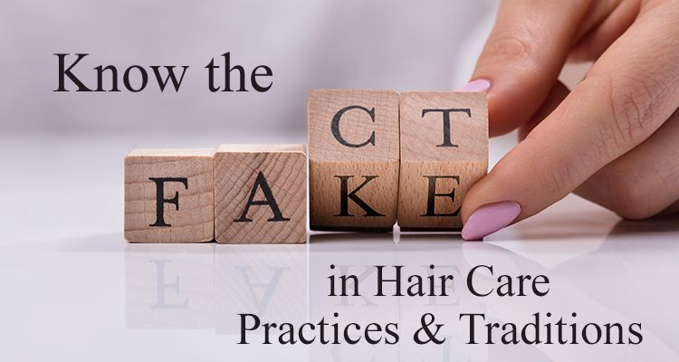 Hair care Myths