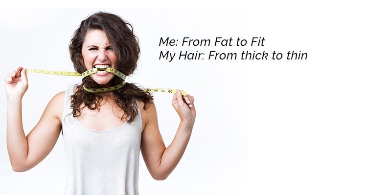 Weight Loss Vs Hair Loss
