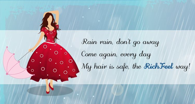 6 Best Hair care tips for Monsoon