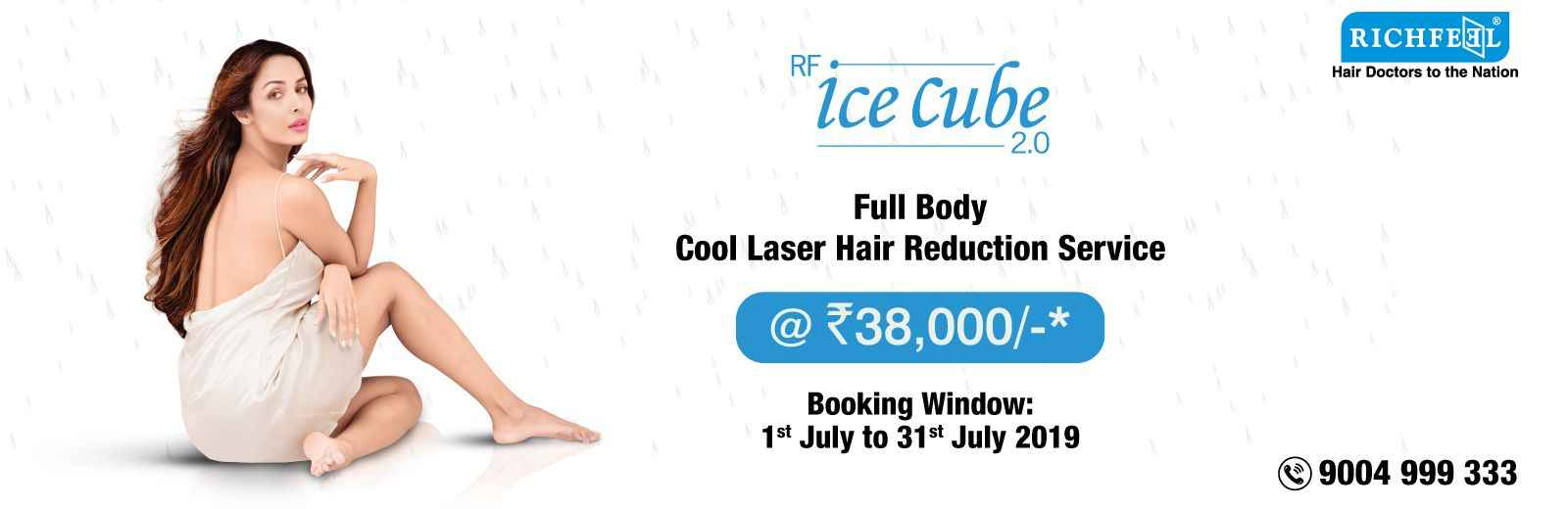laser hair removal in india