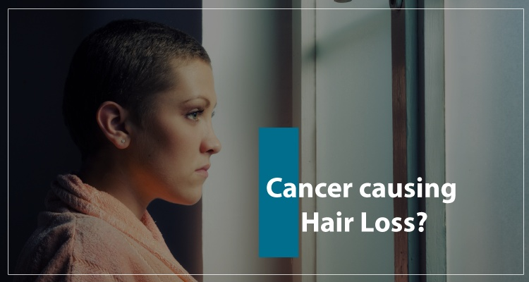 Cancer causing Hair Loss?