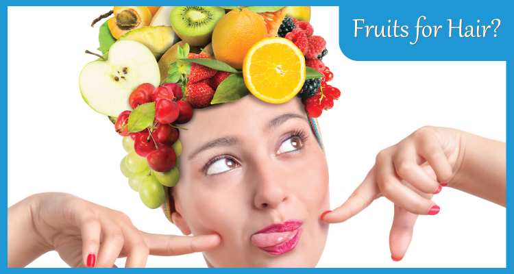 Seasonal Fruits, Hair Growth & You!!