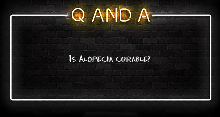 Is Alopecia curable?
