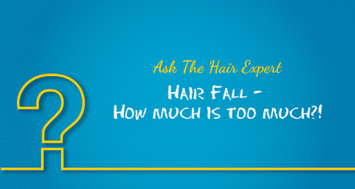 RichFeel's Expert advice hair fall