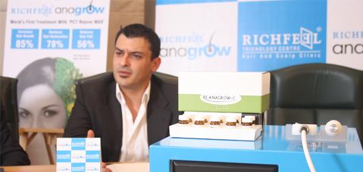 RichFeel Anagrow Launch