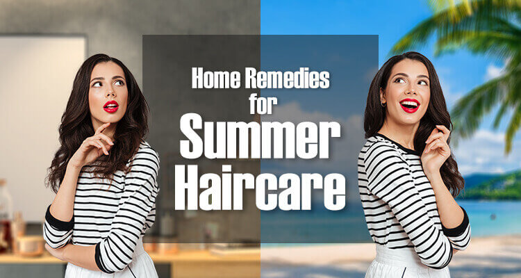 RichFeel's Summer Hair Care Guide